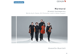 Asasello Quartett - Marmarai-Oriental Contemporary - (CD)