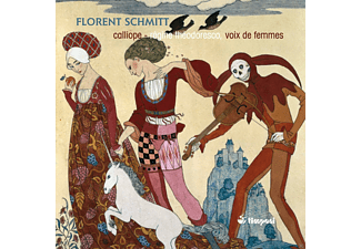 Marie-Cécile Milan, Calliope, Voix De Femmes - Schmitt: Complete Works For Female Voices - (CD)