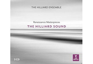 Kees Boeke Consort, Hilliard Ensemble - The Hilliard Sound (Renaissance Masterpieces) [CD]