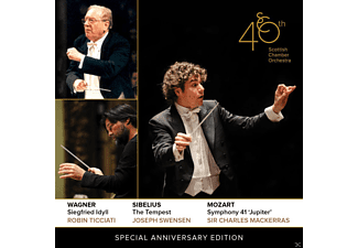 Scottish Chamber Orchestra - 40th Special Anniversary Edition: Scottish Chamber Orchestra - (CD)