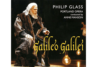 The Portland Opera - Galileo Galilei - (CD)