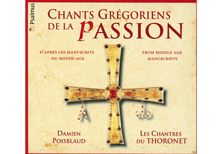 Les Chantres Du Thoronet - Chants Gregoriens De La Passion - (CD)
