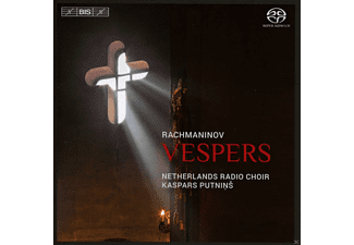 Netherlands Radio Choir - Vespers - (SACD Hybrid)