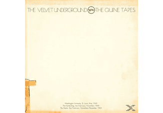 The Velvet Underground - The Quine Tapes - (Vinyl)