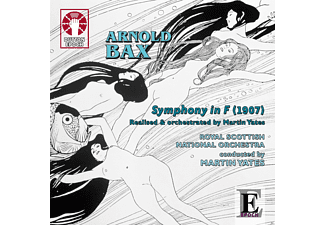 Royal Scottish National Orchestra - Arnold Bax: Symphony In F - (CD)