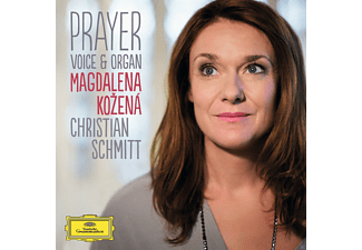Magdalena Kozená, Christian Schmitt - Prayer-Voice & Organ - (CD)