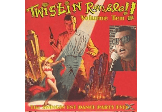 Various - Twistin' Rumble Vol.10 - (Vinyl)