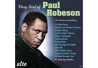 Robeson Paul - Ol' Man River-The Very Best Of Paul Robeson - (CD)
