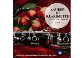 Sharon Kam, Gewandhausorchester Leipzig - Zauber Der Klarinette - Magic Of The Clarinet - (CD)