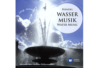 Riccardo Muti, Berliner Philharmoniker - Wassermusik-Water Music - (CD)