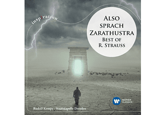 Staatskapelle Dresden - Also Sprach Zarathustra - Best Of Strauss - (CD)