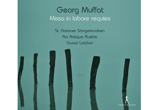 Gunar Letzbor, Ars Antiqua Austria - Missa In Labore Requies [CD]