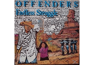 Offenders - Endless Struggle/We Must Rebel/I Ha - (Vinyl)