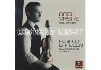 Renaud Capucon, Chamber Orchestra Of Europe - Violin Concertos - (CD)