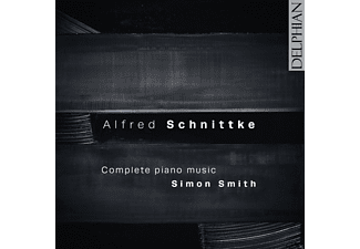 Simon Smith - Schnittke: Complete Piano Music - (CD)