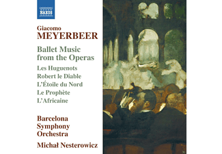 Barcelona Symphony Orchestra - Meyerbeer: Ballet Music From The Operas - (CD)