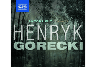 Warsaw Philharmonic Orchestra - Wit Conducts Górecki - (CD)
