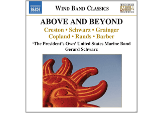 """the President's Own"" Us Marine Band - Above And Beyond - (CD)"