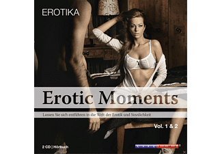 Mareike Eisenstein - Erotic Moments Vol. 1 & 2 - (CD)