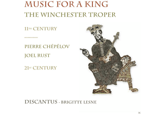 Discantus, The Winchester Troper - Music For A King - The Winchester Troper - (CD)