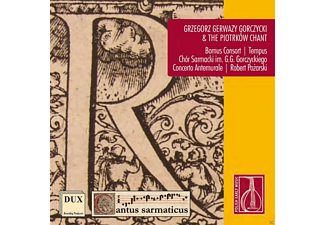 Bornus Consort, The Gorczycki Sarmatian Choir, Concerto Antemurale, Vocal Quartet Tempus - Sarmatische Gesänge - (CD)