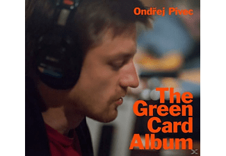 Pivec/Gorodetsky/Hartnett/+ - The Green Card Album - (CD)