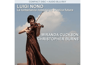 Miranda Cuckson, Christopher Burns - La Lontananza Nostalgica Utopica Futura - (CD)
