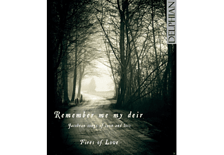 Fires Of Love - Remember Me My Deir - (CD)