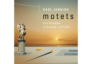 Stephen Layton - Karl Jenkins Motette [CD]