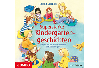 Superstarke Kindergartengeschichten - (CD)