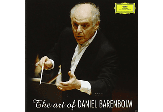 Chicago Symphony Orchester, English Chamber Orchestra, Orchestre De Paris, The London Philharmonic Orchestra - The Art Of Daniel Barenboim - (CD)