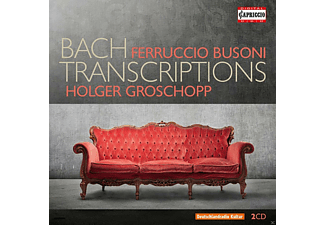 Holger Groschopp - Bach Transcriptions - (CD)