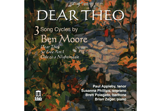 Brian Zeger - Dear Teho/So free am I/Ode - (CD)