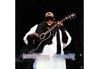 Samba Toure - Gandadiko - (CD)