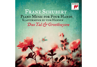 Yaara Tal, Andreas Groethuysen - Franz Schubert: Piano Music For Four Hands - (CD)