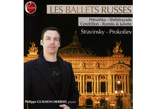 Philippe Guilhon-herbert - Die Ballets Russes - (CD)