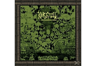 Korgull The Exterminator - War Of The Voivodes - (Vinyl)