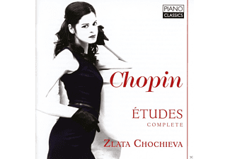 Zlata Chochieva - Études - (CD)
