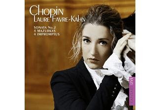 Laure Favre-kahn - Sonata No. 2 - (CD)