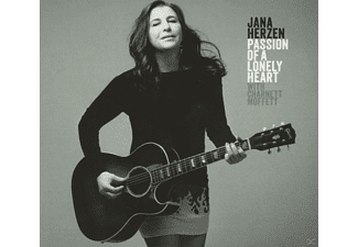 Jana Herzen - Passion of a lonely Heart - (CD)