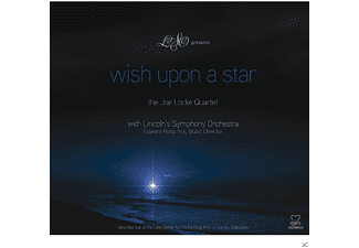 Lincoln's Symphony Orchestra, Joe / Quartet Locke - Wish Upon A Star - (CD)