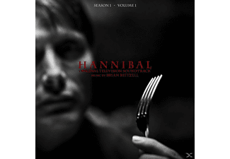 Reitzell Brian - Hannibal O.S.T.-Season 1, Volume 1 - (LP + Download)