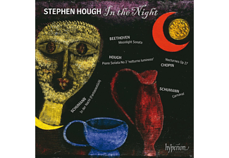 Stephen Hough - In The Night  - Klavierwerke - (CD)