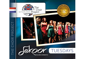 Dekoor Close Harmony - Tuesdays - (CD)