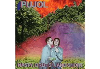 Pujol - Nasty,Brutish,And Short - (EP (analog))