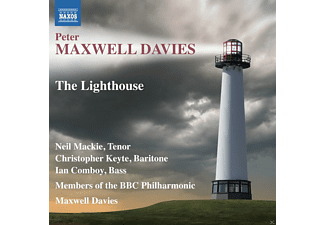Diverse, Bbc Philharmonic, VARIOUS - The Lighthouse - (CD)