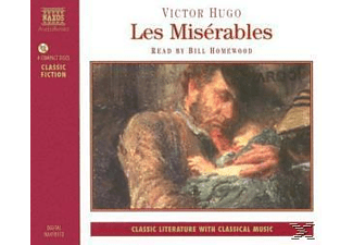 LES MISERABLES - 4 CD - Literatur/Klassiker