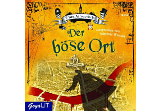 Der böse Ort - 3 CD - Science Fiction/Fantasy