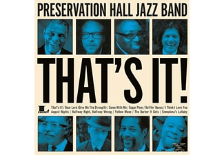 Preservation Hall Jazz Band - That's It! - (Vinyl)