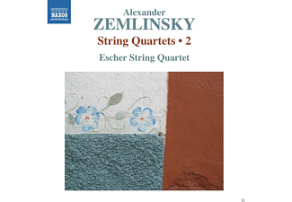 Escher String Quarte - Zemlinsky: String Quartets 2 - (CD)